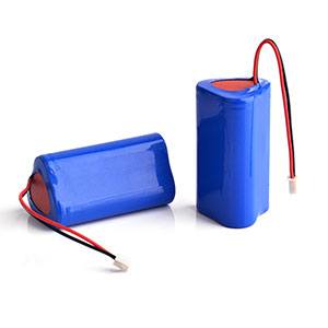 11.1V2600mAh Li-Ion battery pack for infusion pump