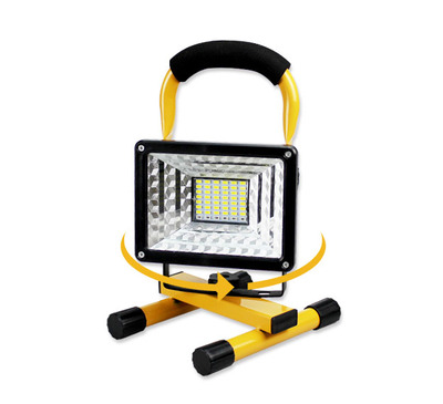 Portable outdoor lighting application solutions