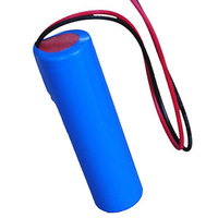 3.7V2600mAh portable Lighting Li-Ion Battery