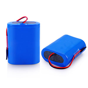 7.4V 5000mAh Li-Ion battery pack for smart door lock