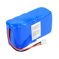 22.2V  5000mAh Li-Ion battery pack for Robot
